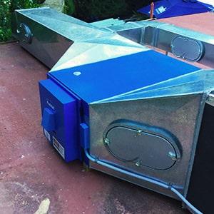 Retrofit Kitchen Exhaust Filtration System Air Amp Odour