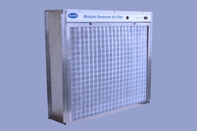 Modular Electronic Air Filter Air Amp Odour Solutions Aus