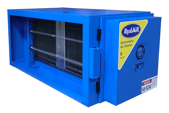 RydAir Commercial Electrostatic Air Cleaner