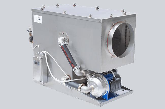 Wet Scrubber - Air & Odour Solutions Aus/NZ (AOS Australia)